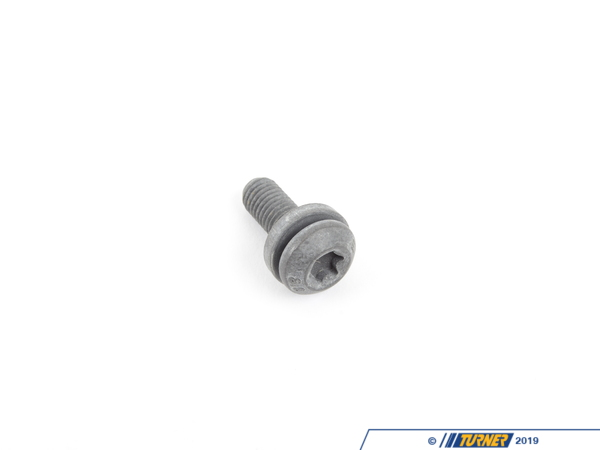 T#34092 - 11317791821 - Genuine BMW Isa Screw With Washer M7X18 - 11317791821 - E70 X5,E90 - Genuine BMW -