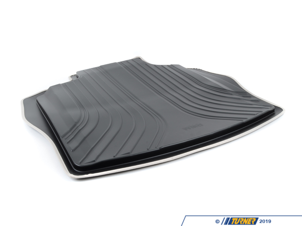 T#215422 - 51472364443 - Genuine BMW Custom-Fit Trunk Mat, Modern - 51472364443 - Genuine BMW -