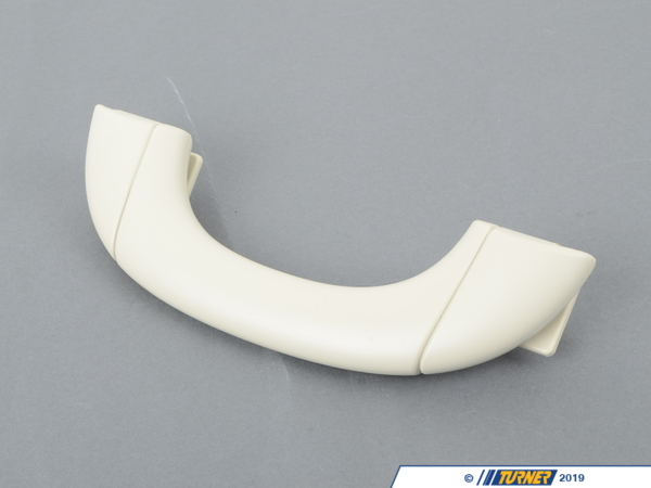 T#84272 - 51167266530 - Genuine MINI Grab Handle, Front Light Beige - 51167266530 - Genuine Mini -