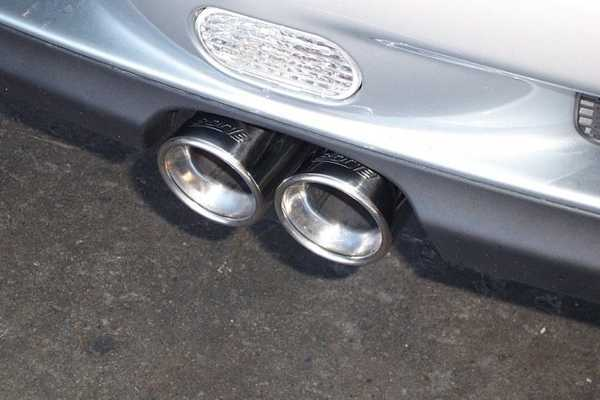 Borla MINI R53 Cooper S 04-06 Borla S-Type Cat Back Aggressive Exhaust 140119