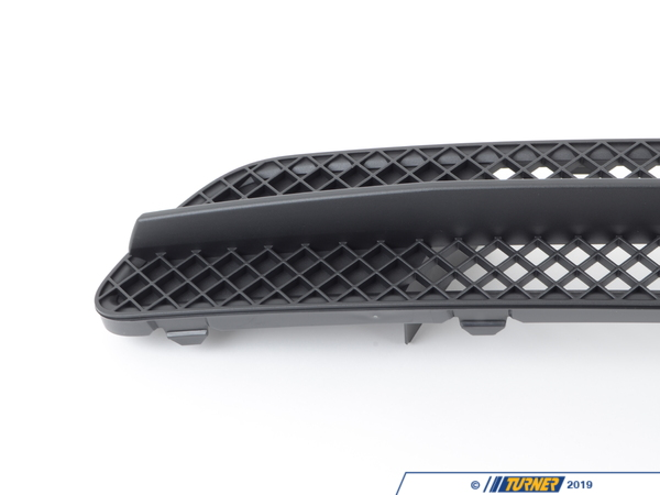 T#76720 - 51117263119 - Genuine BMW Grid, Bumper Front - 51117263119 - E82 - Genuine BMW -