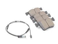 Bmw Stock Oem Replacement Brake Pads Turner Motorsport