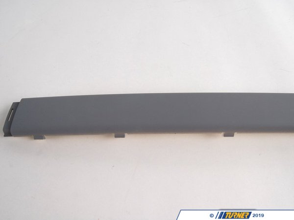 T#8360 - 51117005985 - Genuine BMW Bumper Guard, Primed - 51117005985 - E39 - Genuine BMW -