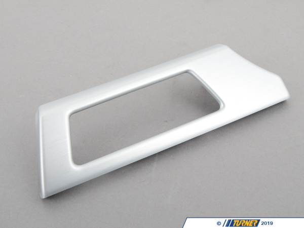 T#108688 - 51459147390 - Genuine BMW Cover, Dashboard, Aluminium, - 51459147390 - Genuine BMW -
