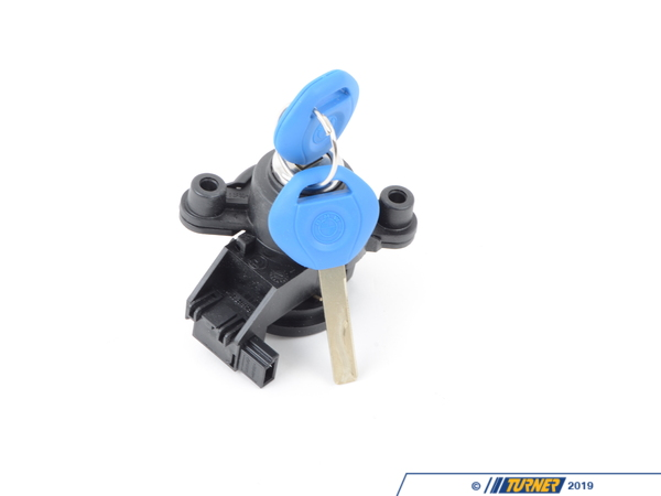 Genuine BMW Genuine BMW Trunk Lid Lock - Includes Key - E46 51248244054