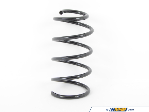 T#55104 - 31336768104 - Genuine BMW Front Coil Spring - 31336768104 - Genuine BMW -