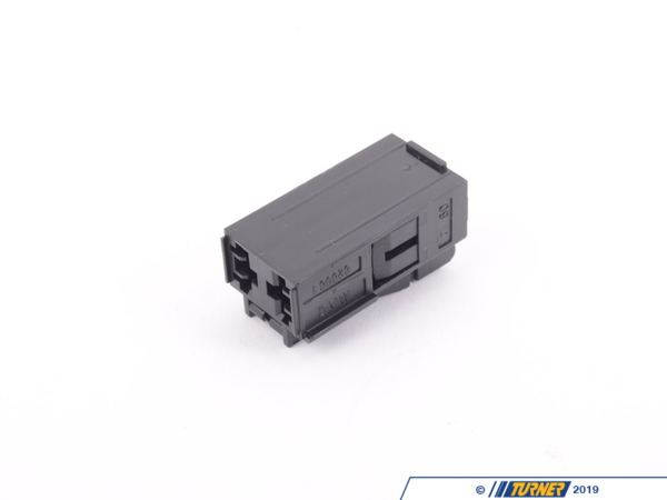 T#140307 - 61136907385 - Genuine BMW Receptacle Housing 2-Polig - 61136907385 - E53,E63,E65 - Genuine BMW -