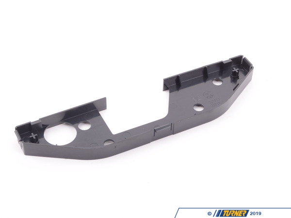 T#92129 - 51318149256 - Genuine BMW Covering Lower Schwarz - 51318149256 - E34 - Genuine BMW -