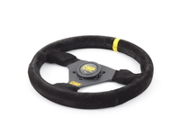 OMP Trecento Racing Steering Wheel - 300mm | Black Suede