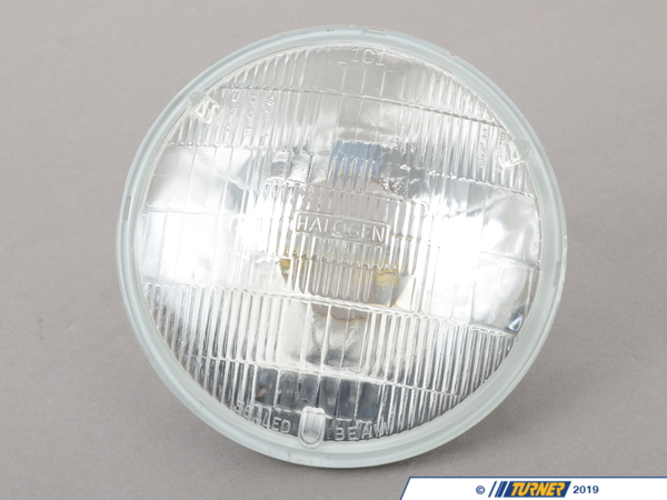 T#146628 - 63121373060 - High Beam Headlight - E30 E28 E24 E23 E21 - Osram Sylvania - BMW