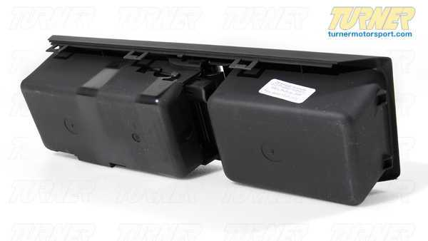T#12593 - 51167038323 - Genuine BMW Storage Tray With Roller Cover - 51167038323 - E46 - Genuine BMW - BMW