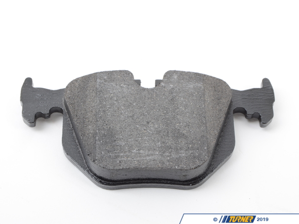 T#15895 - 34216761250 - OEM BMW Repair Kit, Brake Pads Asbestos-Free - 34216761250 - E38 - Genuine BMW Repair Kit, Brake Pads Asbestos-Free - This item fits the following BMW Chassis:E38 - Pagid -