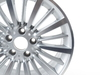 T#66716 - 36116796249 - Genuine BMW Gloss-turned Light Alloy Rim - 36116796249 - Genuine BMW -