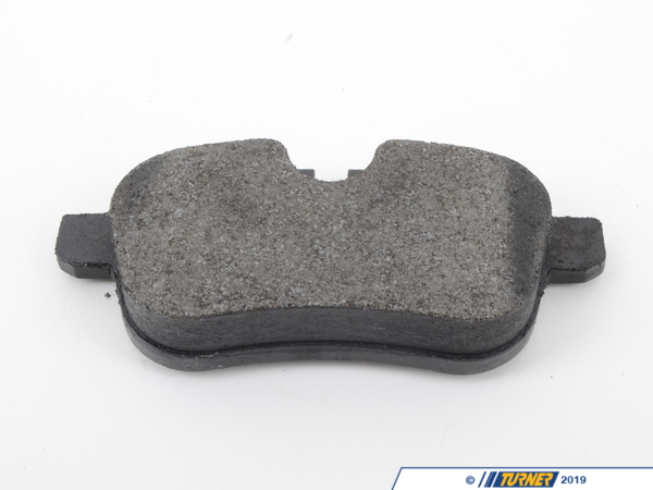 T#217644 - TMS217644 - Centric Posi Quiet Brake Pads - Rear - E89 Z4 (except 35is) - Centric - BMW