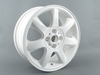 T#66446 - 36116775800 - Genuine MINI Light Alloy Rim, White 61/2Jx16 Et:48 - 36116775800 - Genuine Mini -