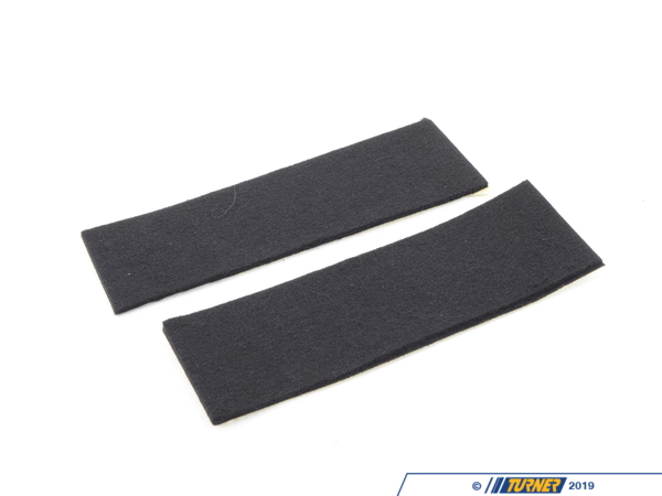T#135324 - 54347248700 - Genuine BMW F80 M3, F82 M4 Felt Strip, Self-adhesive - 54347248700 - Genuine BMW -