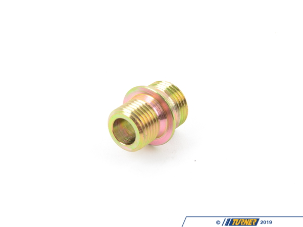 T#19557 - 17221707533 - Genuine BMW Threaded Pipe Joint M16-M18X1,5 - 17221707533 - E30 - Genuine BMW -