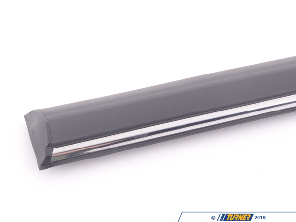 T#8568 - 51131871698 - Genuine BMW Trim Moulding Door Rear Right 51131871698 - Genuine BMW -