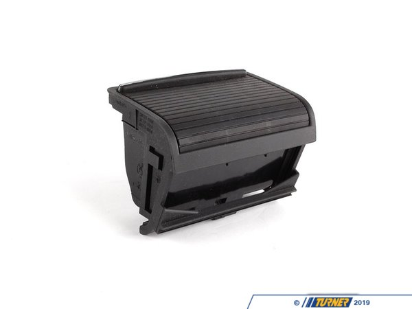 Genuine BMW Center Console Rear Ashtray - Black - E46 51168258280