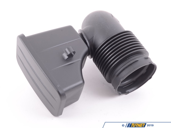 T#43160 - 13717537613 - Genuine BMW Rubber Boot With Resonator - 13717537613 - Genuine BMW -