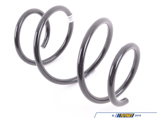 T#55205 - 31336851922 - Genuine BMW Front Coil Spring - 31336851922 - Genuine BMW -