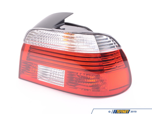 T#4759 - 63216902530 - Tail Light Clear - Right - E39 01-03 - 525i 528i 530i 540i M5 - Hella - BMW