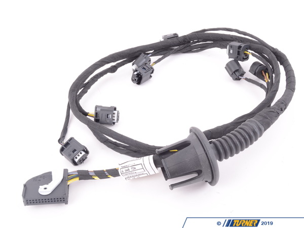 T#138463 - 61126948739 - Genuine BMW Set Of Cables, Rear Bumper - 61126948739 - E63,E63 M6 - Genuine BMW -