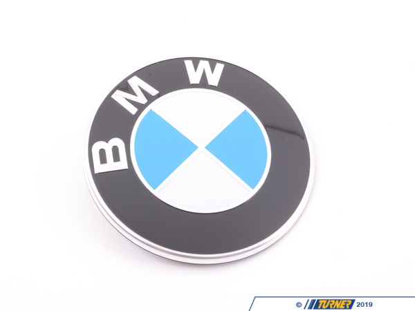 T#13731 - 51148219237 - Genuine BMW Trim Badge 51148219237 - Genuine BMW -