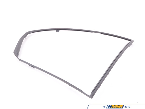 T#94649 - 51358223782 - Genuine BMW Frame For Fixed Side Window, Right - 51358223782 - E65 - Genuine BMW -