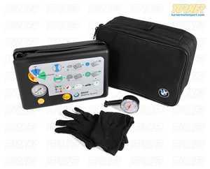 BMW M Mobility Kit - Emergency Tire Repair and Air Compressor Kit