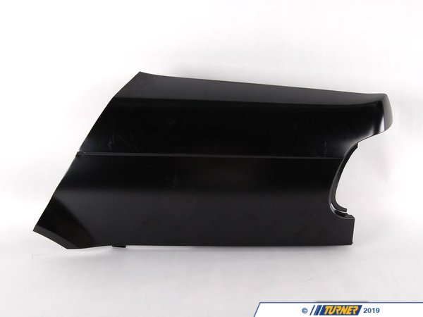 T#73352 - 41358183125 - Genuine BMW Section Of Rear Left Fender - 41358183125 - E38 - Genuine BMW -