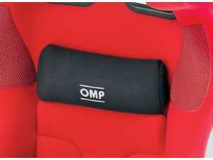 OMP Racing Seat Lumbar Cushion  ¦  Small - Black