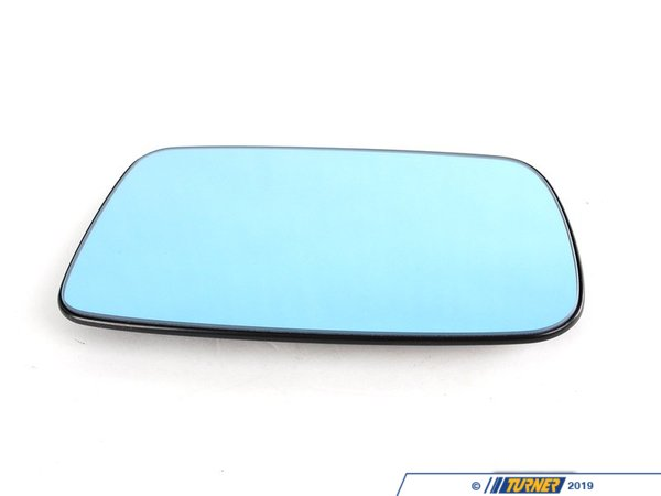 T#23765 - 51168247133 - Mirror Glass Heated - Left - E46 323ci 325ci 328ci 330ci - E65 7 series - Genuine BMW - BMW