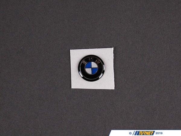 T#16370 - 66122155753 - Genuine BMW Key Emblem - 66122155753 - E46,E46 M3 - Genuine BMW -