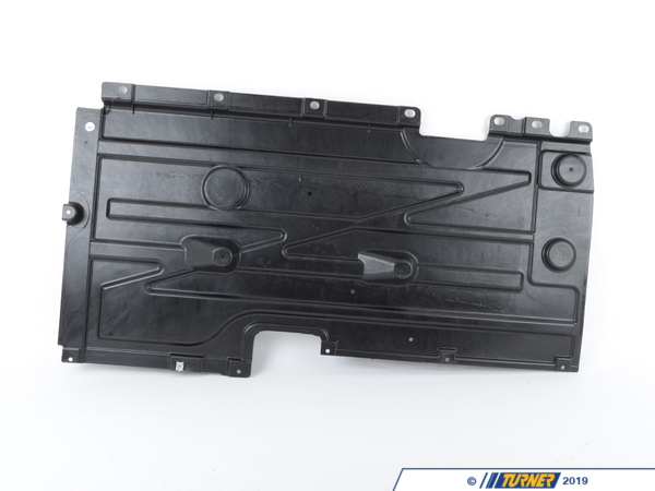 T#119388 - 51757213671 - Genuine BMW Underbody Paneling, Front Left - 51757213671 - F25,F26 - Genuine BMW -