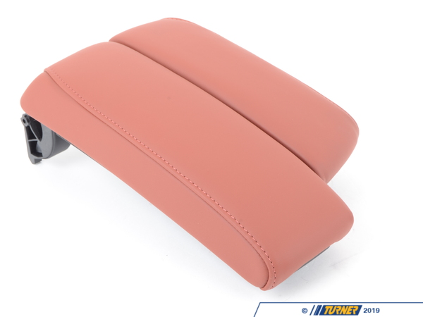 T#84726 - 51167901943 - Genuine BMW Center Arm Rest, Leather - 51167901943 - Genuine BMW -