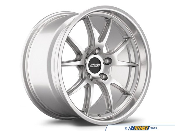 "T#394126 - FL5APEXSTG4 - APEX FL-5 18x9""/10.5"" Aggressive Staggered Wheel Set - APEX Wheels - BMW"