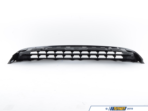 T#214750 - 51137300586 - Genuine BMW Decorative Grill Hood - Schwarz - 51137300586 - Genuine BMW -