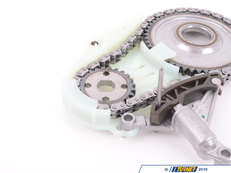 11417605366 Genuine Bmw Oil Pump Drive Chain Assembly