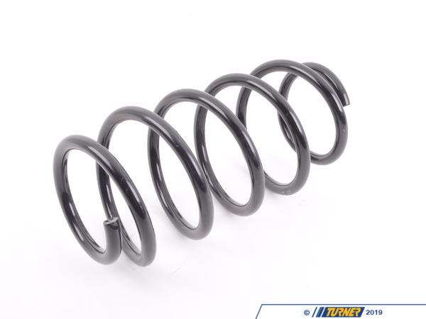 Genuine BMW Genuine BMW Front Coil Spring - 31336750331 31336750331