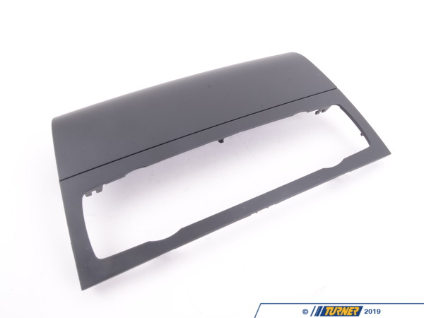 T#107141 - 51456976842 - Genuine BMW Cover, Function Carrier Center - 51456976842 - E82 - Genuine BMW -