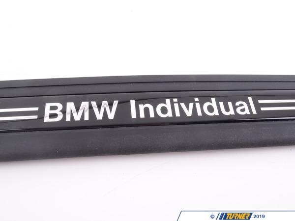 T#9927 - 51477893360 - Genuine BMW Front Right Entrance Cover Individual - 51477893360 - E39 - Genuine BMW -