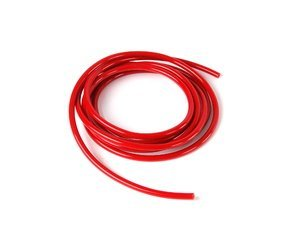 3MM Silicone Vacuum Hose - Red - 9 Feet