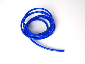 3MM Silicone Vacuum Hose - Blue - 9 Feet