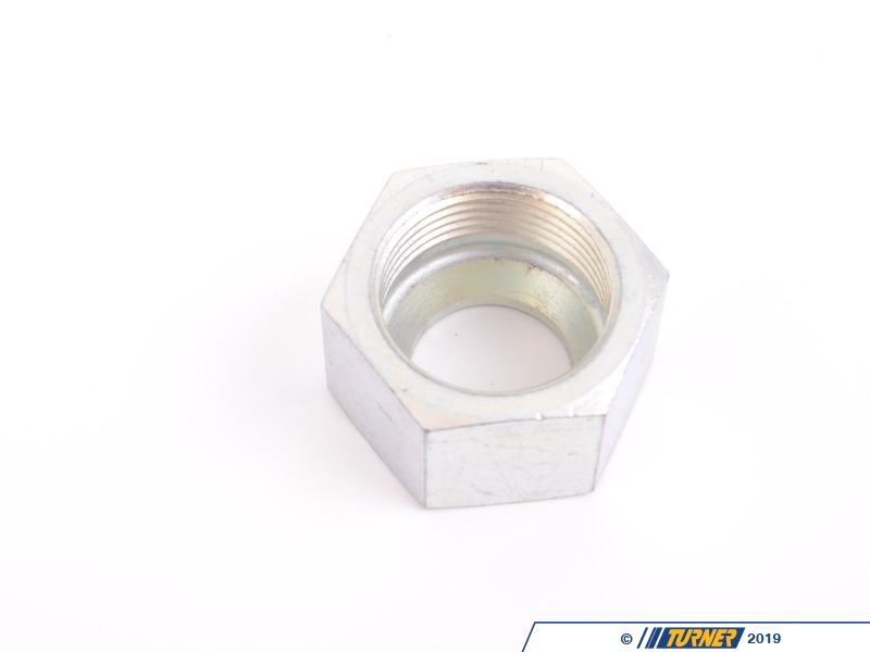 T#51297 - 24111205649 - Genuine BMW Cap Nut - 24111205649 - E30,E34 - Genuine BMW -