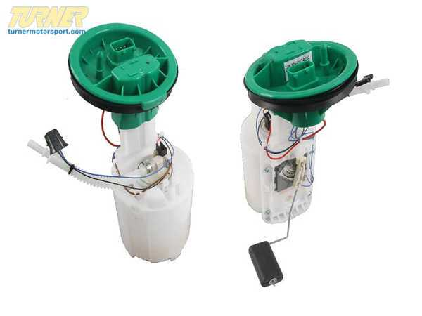 T#15066 - 16146766177 - OEM MINI Fuel Supply Fuel Pump With Fuel Level Se 16146766177 - VDO -