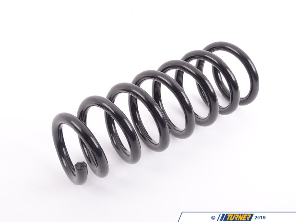 T#55157 - 31336782992 - Genuine BMW Front Coil Spring - 31336782992 - Genuine BMW -