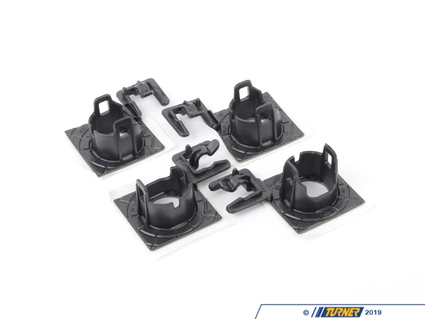 T#77875 - 51122147035 - Genuine BMW Set Of Mounts For Pdc Sensor - 51122147035 - Genuine BMW -