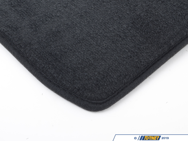 T#113830 - 51479165571 - Genuine BMW Set Of Floor Mats Velours Anthrazit - 51479165571 - F01 - Genuine BMW -