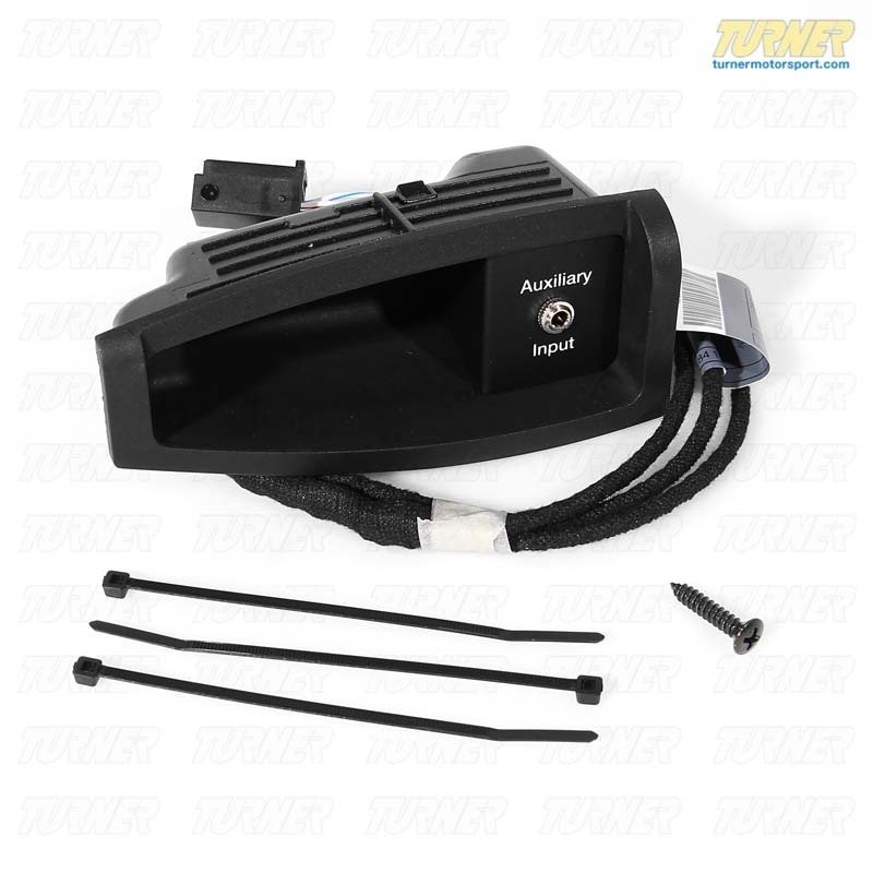 Bmw Z 4 Price: Genuine BMW Audio Auxiliary Input